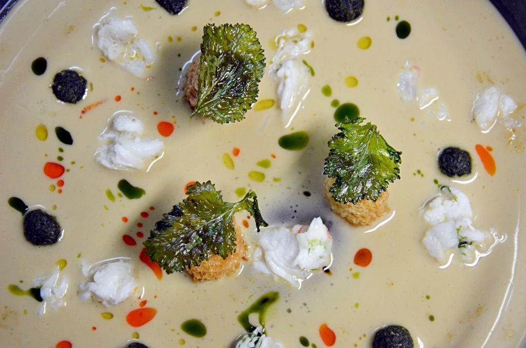 zuppa granchio