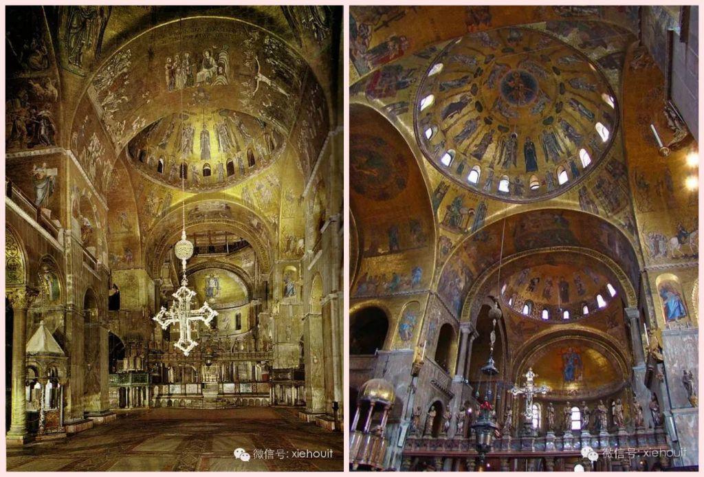 basilica san marco dentro